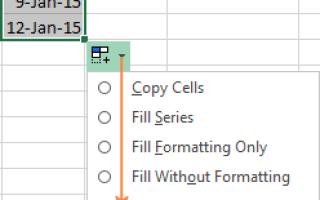 Как сделать чтобы в excel цифры не менялись на дату?