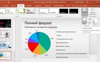 Как сделать формат A3 в PowerPoint?