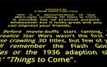 Как сделать титры как в звездных войнах в Powerpoint?