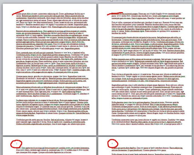 Как сделать титульный лист без номера страницы word 2007?