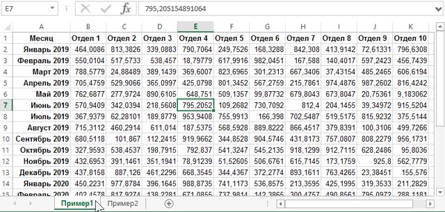 Как сделать ячейку в excel двумя цветами с переходом?