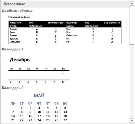 Как сделать таблицу по размерам в word?