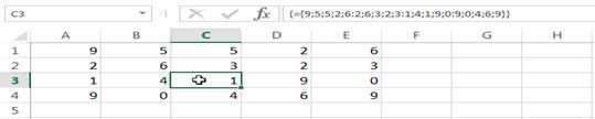 Как сделать ячейку константой в excel?