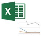 Как сделать ступенчатый график в excel?