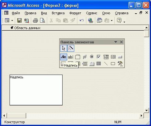 Как сделать refresh для отдельного поля в форме access?