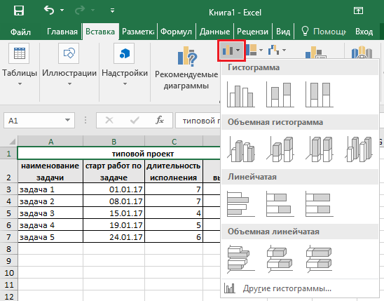 Диаграмма ганта в excel как сделать условное форматирование
