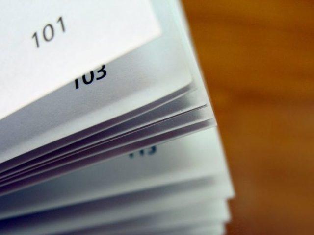 Как сделать чтобы печатались номера страниц в word?