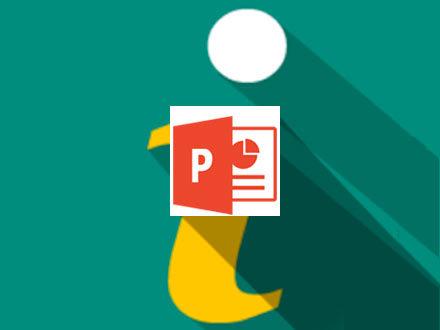 Как сделать фигурный текст в powerpoint?