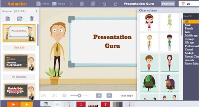 Как сделать хорошую анимацию в powerpoint?