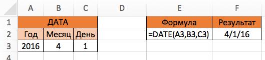 Как в excel сделать дату красным когда она наступает?
