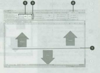Как сделать горизонтальную линию в excel?