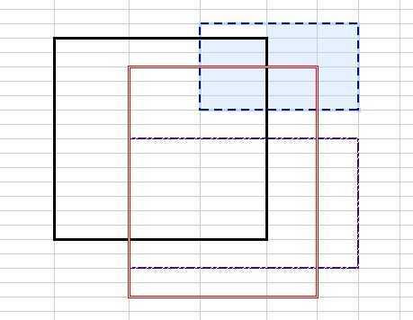Как сделать жирные линии в excel?
