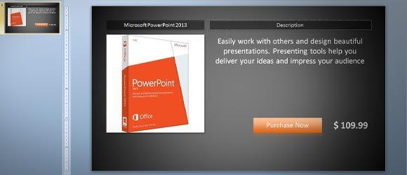 Как сделать каталог в powerpoint?
