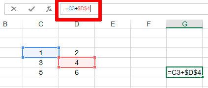 Как сделать ячейку фиксированной в excel?