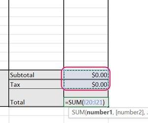 Как сделать квитанцию об оплате в excel?