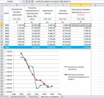 Как сделать пакет анализа в excel 2010?