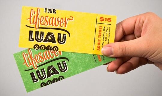 Как сделать билеты в word?