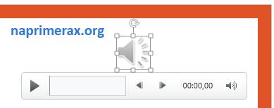 Как сделать фоновую музыку в powerpoint 2010?