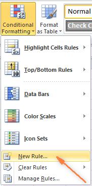 Как сделать цветные ячейки в excel?