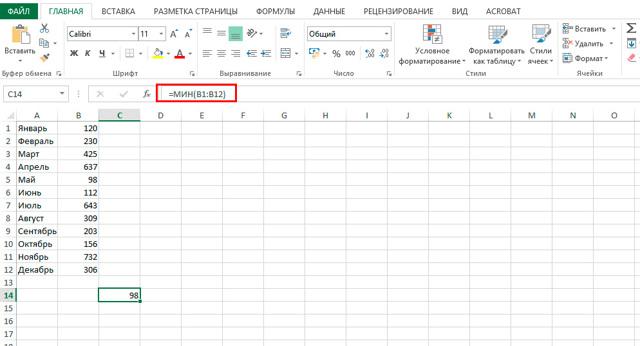 Как сделать среднее значение в excel график?