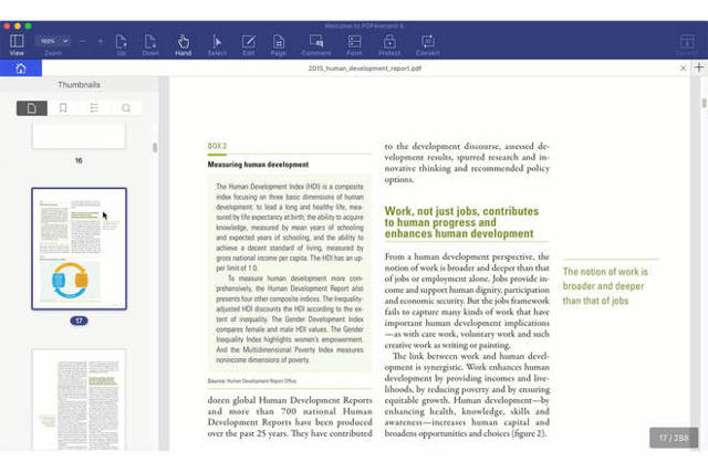 Как из pdf сделать word на iphone?
