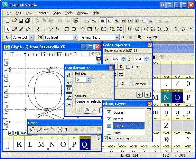 Как сделать свой шрифт в word рукописный?