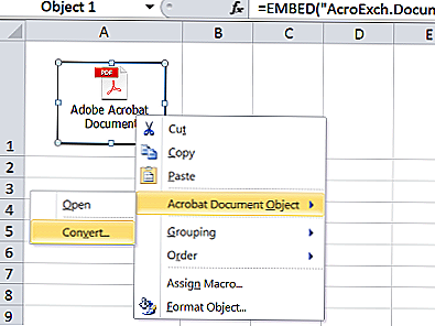 Как сделать ссылку на файл pdf в excel?