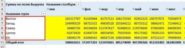 Как сделать таблицу в excel список клиентов?