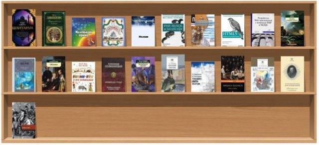Как сделать каталог книг домашней библиотеки в access?