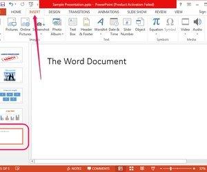 Как из ворда сделать powerpoint?