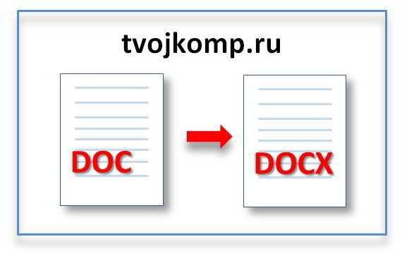Как сделать чтобы word 2003 открывал docx?