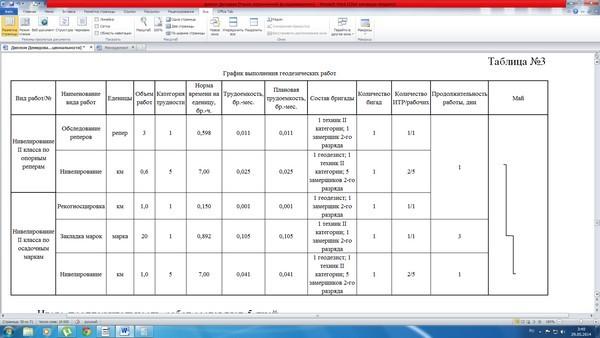 Как сделать график производства работ в строительстве в excel?