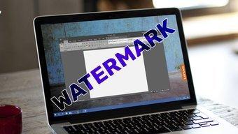 Как сделать водяные знаки в word?
