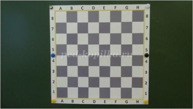 Как сделать шахматную доску в word?