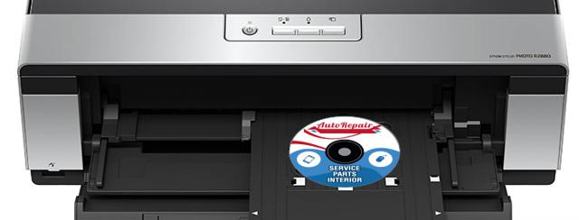 Как сделать обложку для cd диска в powerpoint?