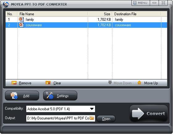 Как сделать формат pdf в powerpoint?