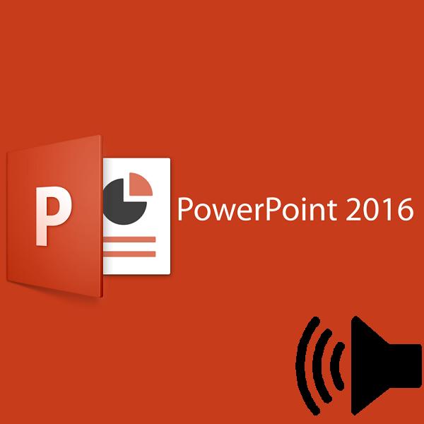Как сделать звук в презентации powerpoint 2003?