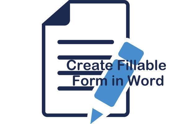 Как сделать форму для заполнения в word 2010?