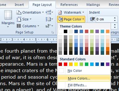 Как сделать прокрутку текста в powerpoint?