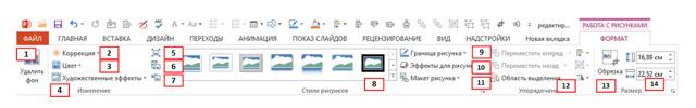 Как сделать картинку в powerpoint?