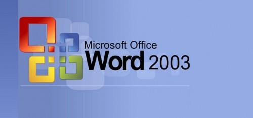 Как сделать страницу альбомной в word 2003?