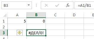 Как сделать цену деления в excel?