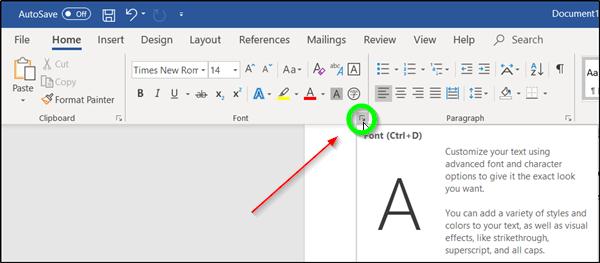 Как сделать шрифт по умолчанию в excel 2010?