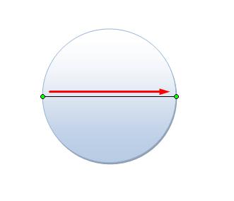 Как сделать окружность в microsoft word?