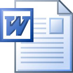 Как сделать верхний регистр в word?