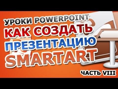 Как сделать иерархию в powerpoint?