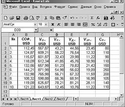 Как сделать регрессионный анализ в excel 2013?