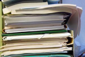 Как сделать реестр документов в excel?