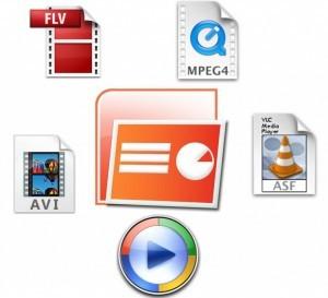 Как сделать титры в powerpoint 2010?