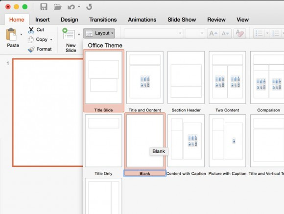 Как сделать презентацию резюме в powerpoint?